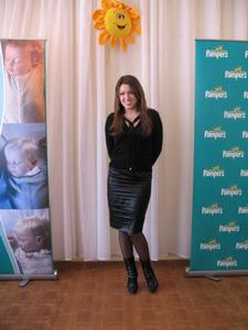 Ирина Дубцова: «Какая я строгая мама?»