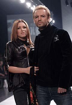 Ирина Дубцова с техникой на «ты»