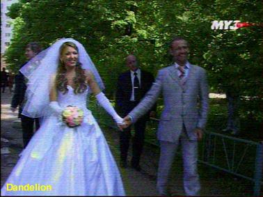 Ирина дубцова свадьба
