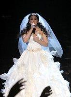 Ирина Дубцова надела свадебное платье